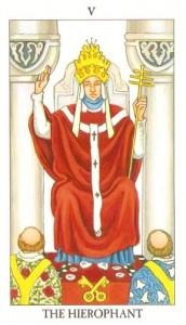 tarot-karte-velika-arkana-svecenik-ili-papa-172x300